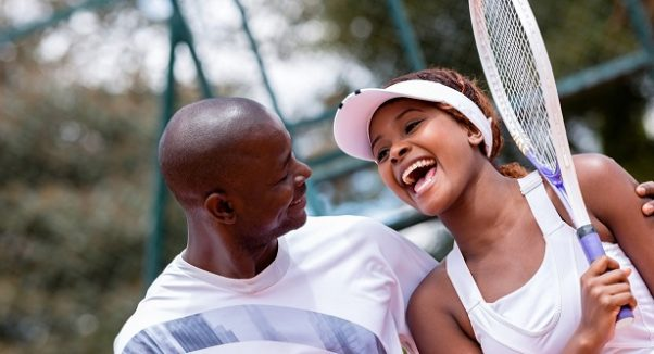 Get out there and enjoy the beautiful weather with your boo. (Photo: gotoortho.com)
