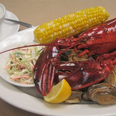Legal Sea Foods is offering a $29.95 New England clam bake every Monday night from July 16-Aug. 27. (Photo: Legal Sea Foods)