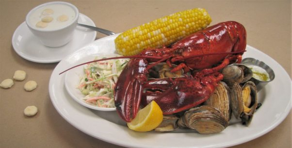 Legal Sea Foods is offering a $29.95 New England clambake every Monday night from July 16-Aug. 27. (Photo: Legal Sea Foods)