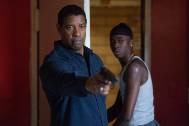 <em>The Equalizer 2</em> finished in first place over the weekend with $36.01 million. (Photo: Sony Pictures)