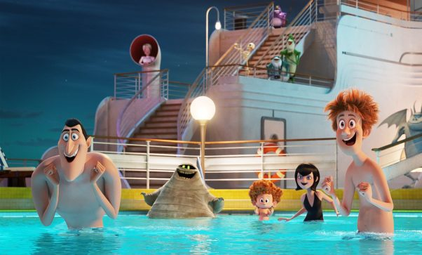 Hotel Transylvania 3: Summer Vacation finished in first place last weekend with $44.08 million. (Photo: Sony Pictures Animation)