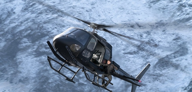 Mission: Impossible – Fallout led at the box office with $61.24 million, the franchise's highest opening yet. (Photo: Paramount Pictures)