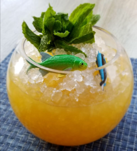 The Painkiller is part of the Shark Week 30th Anniversary specials at All Set Restaurant & Bar. (Photo: All Set)
