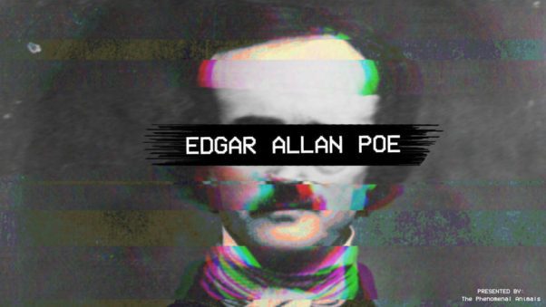 <em>Tales of the Mysterious and Grotesque: The Works of Edgar Allen Poe</em> need more development. (Image: Phenomenal Animals)