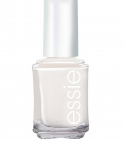 Essie's Marshmallow shade has a nice, barely noticeable sheen to it. (Photo: Essie)