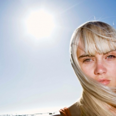 Your hair and scalp need protection from the sun just like your skin. (Photo: Thinkstock)