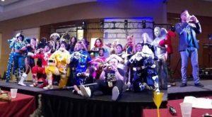 The flegling Blerdcon -- black nerd convention -- returns to the Hyatt Regency Crystal City this weekend. (Photo; Blerdcon)