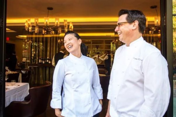 "Pastry chef Aggie Chin (left) and executive chef Frank Ruta have been replaced at Mirabelle because of the ""inability to consistently meet food and labor costs."" (Photo: Getty Images)"