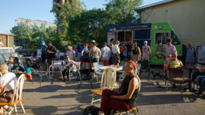Community Forklift hosts Forklift First Friday this week with music, food and fun. (Photo: Community Forklift)