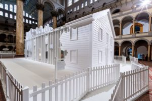"The National Building Museum hosts ""Fun House"" through Labor Day. (Photo: National Building Museum)"