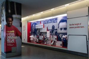 A new exhibit at the National Museum of American History celebrates Special Olympics' 50th anniversary. (Photo: National Museum of American History)