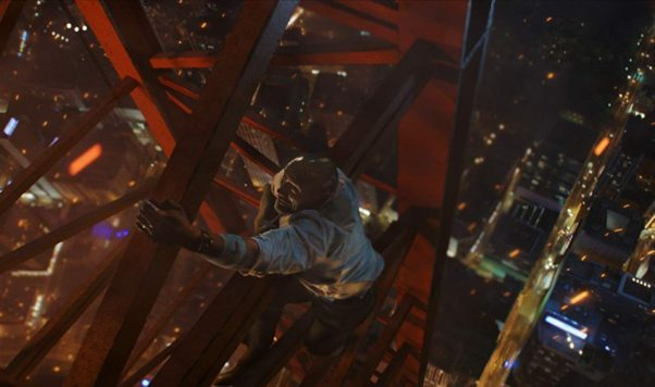 <em>Skyscrapper</em> opened below expectations with $24.91 million. (Photo: Universal Pictures)