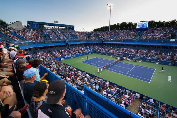 The Citi Open returns to the Rock Creek Tennis Center from July 28-Aug. 5 for its 50th year. (Photo: Citi Open)