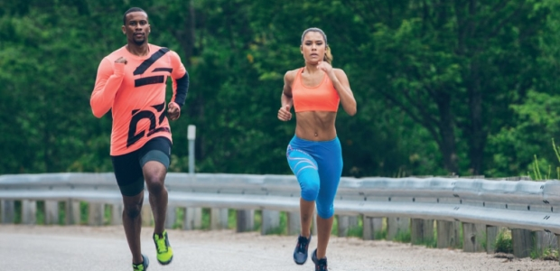 Make your partner your running mate. (Photo: Rebok)