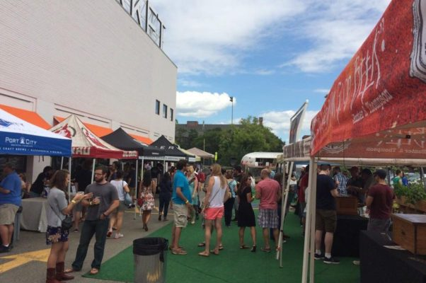 Suburbia hosts Brewers on the Block at Union Market this coming Saturday. (Photo: Suburbia)