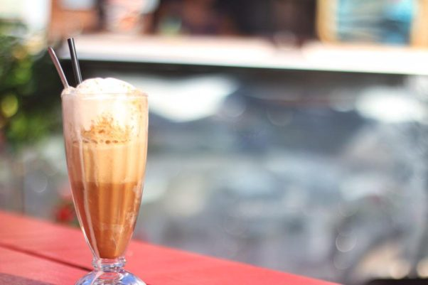Pizzeria Paradiso in Georgetown teams up with Ruby Scoops for beer shakes on Saturday. (Photo: Suburbia)