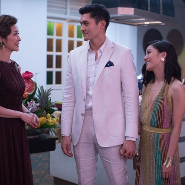 Warner Bros. Pictures' Crazy Rich Asians led at the box office over the weekend with $26.51 million. (Photo: Warner Bros. Pictures)
