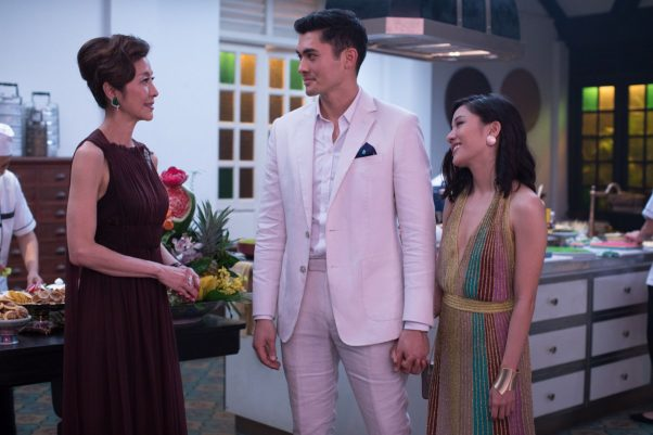 Warner Bros. Pictures' <em>Crazy Rich Asians</em> led at the box office over the weekend with $26.51 million. (Photo: Warner Bros. Pictures)