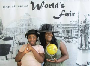 The DAR World's Fair will feature cutting-edge inventions, entertainment and food from the 1893 and 1904 World's Fairs.  (Photo: DAR Museum)