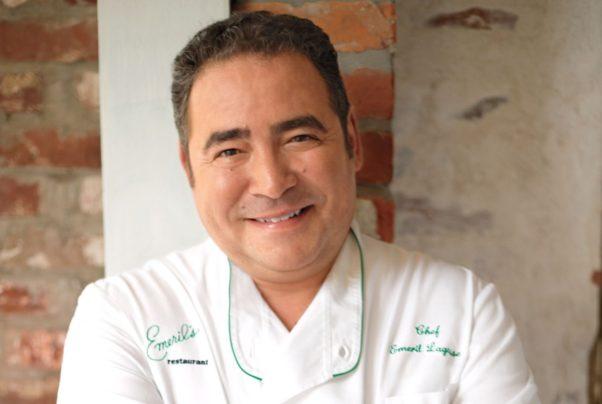 Chef Emeril Lagasse will headline December's MetroCooking D.C. show. (Photo: Sara Essex Bradley)