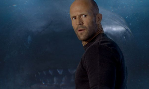 <em>The Meg</em>, about a giant shark, debuted in first place last weekend with $45.40 million. (Photo: Warner Bros. Pictures)
