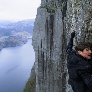 Mission: Impossible – Fallout hung on to first place with $35.32 million, beating out three newcomers. (Photo: Paramount Pictures)