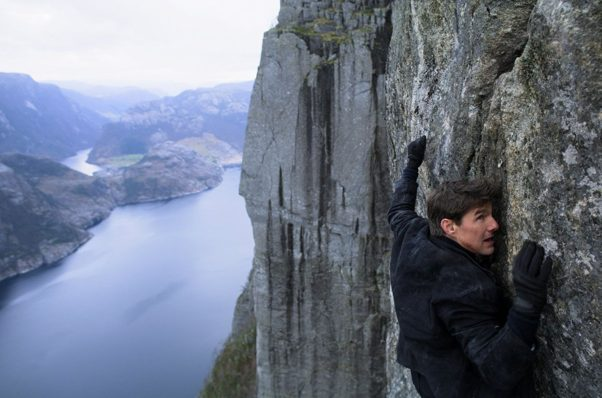 <em>Mission: Impossible – Fallout</em> hung on to first place with $35.32 million, beating out three newcomers. (Photo: Paramount Pictures)