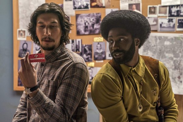 Spike Lee's <em>BlacKkKlansman</em> opened in fifth place with $10.85 million. (Photo: Focus Features)