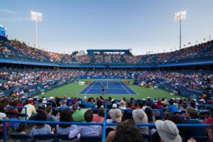 The Citi Open wraps up this weekend at the Rock Creek Tennis Center. (Photo: Citi Open)