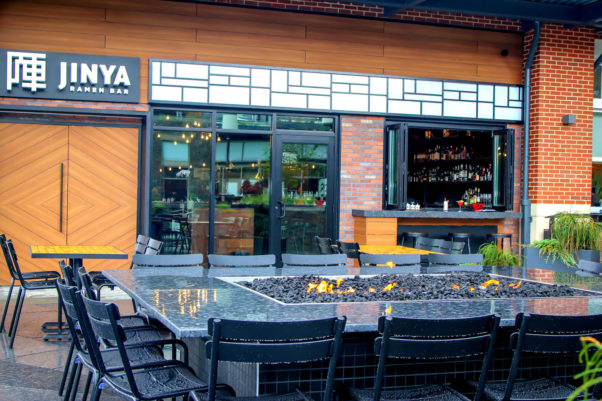 Jinya Ramen Bar opens Tuesday at 11 a.m. in North Bethesda's Pike & Rose. (Photo: Jinya Ramen Bar)