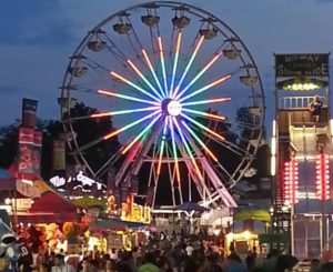 The Prince William County Fair comes to an end on Saturday night. (Photo: John Walters)