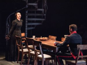 <em>Passion</em> by Stephen Sondheim is now playing at the Signature Theatre. (Photo: Margot Schulman)