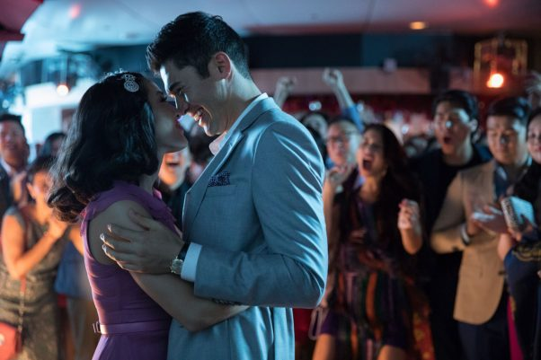 <em>Crazy Rich Asians</em> led at the box office again over the four-day Labor Day weekend with $28.58 million. (Photo: Warner Bros. Pictures)
