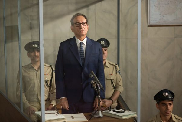 <em>Operation Finale</em> debuted in fourth place over the long Labor Day weekend with $7.87 million. (Photo: MGM Studios)