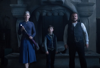 The House with a Clock in Its Walls led the box office last weekend with $26.61 million. (Photo: Amblin Entertainment)
