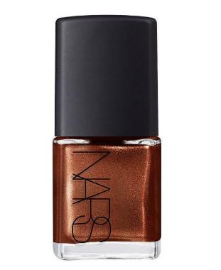 A bottle of Nars nail polish in Delos. (Photo: Nars Cosmetics)