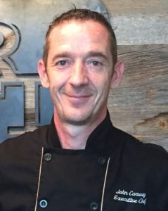 Head shot of executive chef John Conway.(Photo: Red's Table)