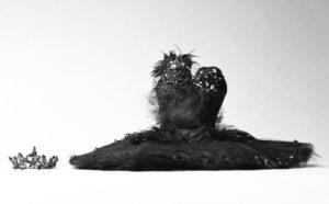 The costume from Black Swan. (Photo: Autumn de Wilde)