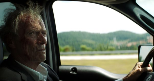 Clint Eastwood driving a pickup truck. (Photo: Warner Bros. Pictures)