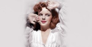 Photo of Judy Garland. (Photo: Signature Theater)