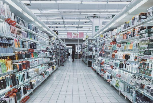 The cosmetics aisle at a dollar store. (Photo: Oleg Mag/Pexels)