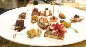 A tray of pinxtos. (Photo: Estadio)