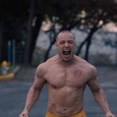 James McAvoy as The Beast in Glass. (Photo: Universal Pictures)