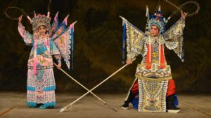 Chinese performers at the Kennedy Center. (Photo: Kennedy Center)