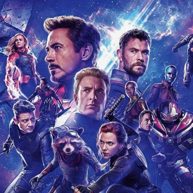 Publicity artwork of the superheroes in Avengers: Endgame. (Photo: Marvel Studios)