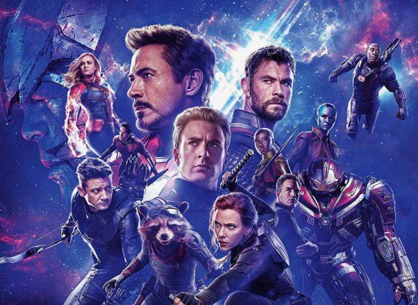 Publicity artwork of the superheroes in Avengers: Endgame. (Photo: Marvel Studios)