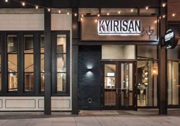 The exterior of Kyirisan. (Photo: Kyirisan/Facebook)