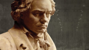 A bust of Beethoven. (Photo: Kennedy Center)