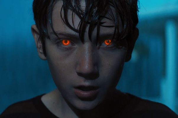 Jackson A. Dunn as Brightburn. (Photo: Sony Pictures)