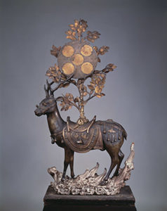 Deer Bearing Symbols by an unknown artist. (Photo: Natioanl Gallery of Art)